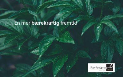 Et grønnere valg: Miljøvennlige og bærekraftige profilprodukter med logotrykk
